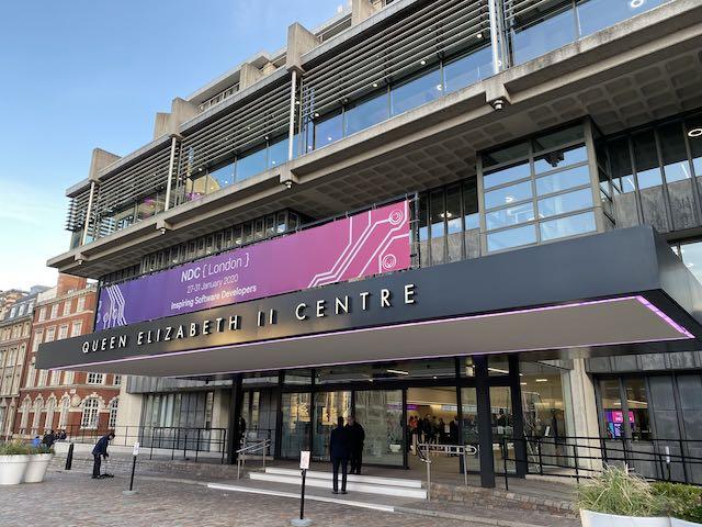 QEII Centre London